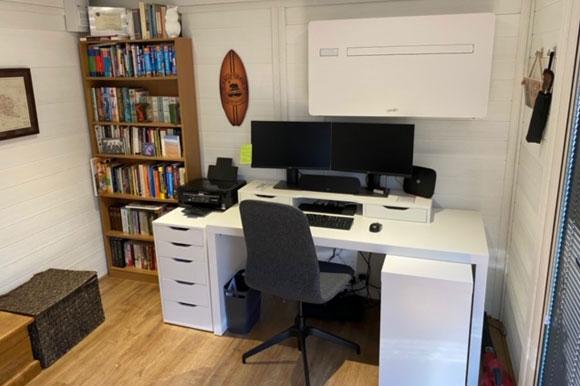 Composite Garden Offices Cambridge