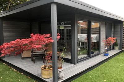Garden Quiet Retreat Cambridge