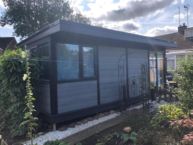 Cambridge Complete Fully Insulated Garden Room