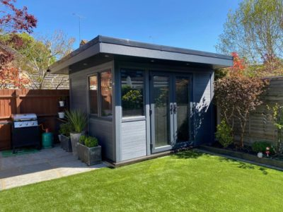 6 Garden Room In Cambridge